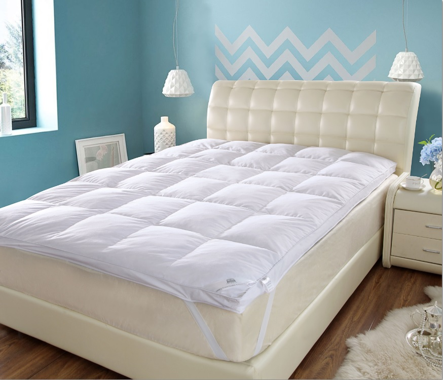 5cm Goose & Down Mattress Toppers